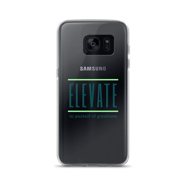 ELEVATE Samsung Case (green)