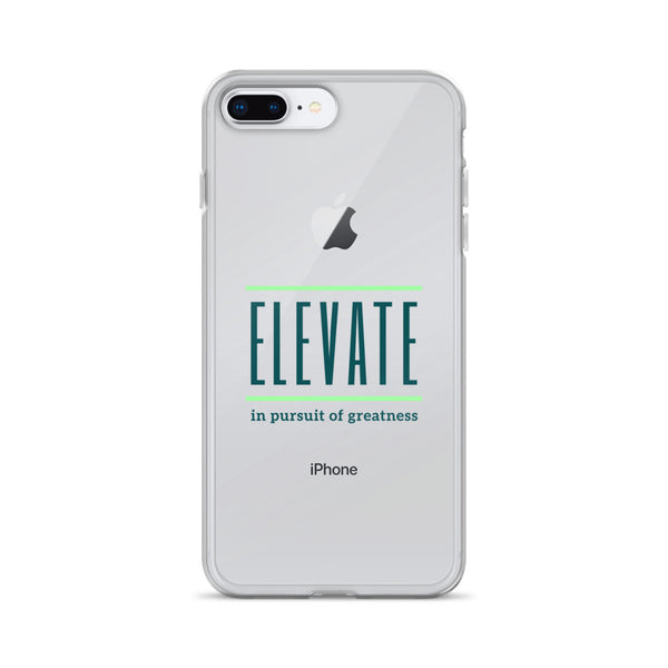 ELEVATE iPhone Case (green)