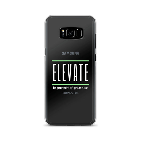 ELEVATE Samsung Case (white)