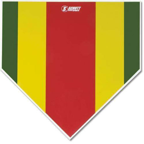 Schutt Strike Zone Home Plate - Giantmart.com