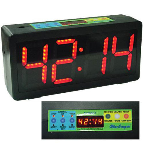 Count Up Down Clock - Giantmart.com