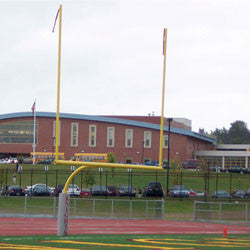 "Alum FB Goal Post 23'4"", 6'6"", 20'"
