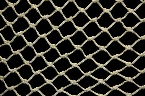 Knotted Hockey Net