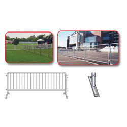 Steel Barricades - Giantmart.com