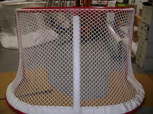 Hockey Net 6mm Resin Coated