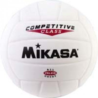 Mikasa VSL215 Leather Volleyball - Giantmart.com