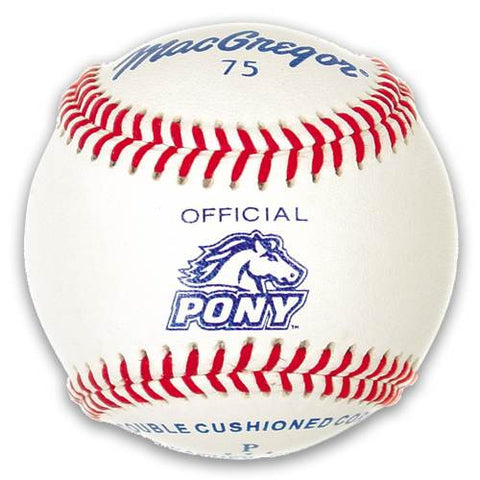 Official Pony League Baseball - Giantmart.com