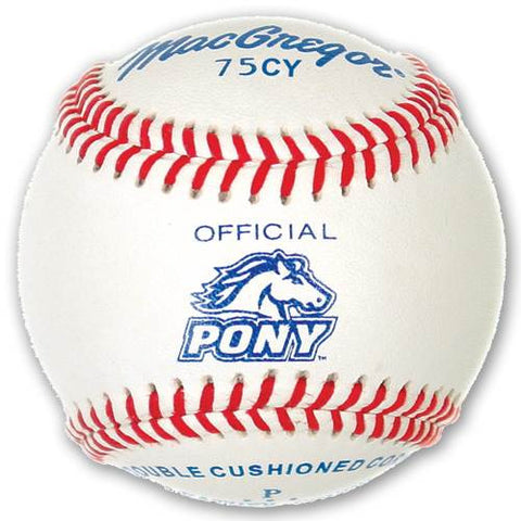Official Pony League Ball - Giantmart.com