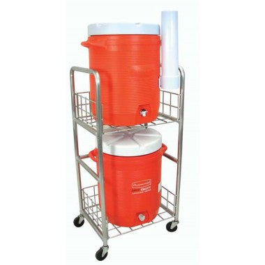 Gym Water Cooler Cart - Giantmart.com