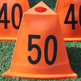 Poly Football Sideline Marker - Giantmart.com