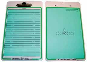 Football Clipboard - Giantmart.com