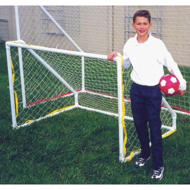 Junior PVC Soccer Goal