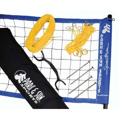 Volleyball Post And Net - Giantmart.com