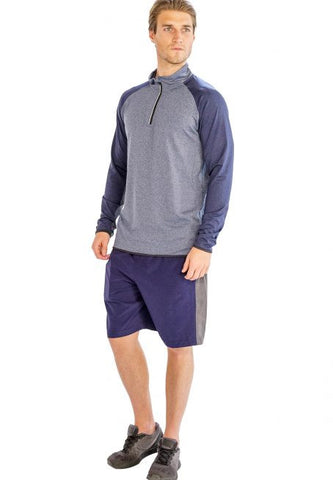 Cool and Classy Patched Sweatshirt - Giantmart.com