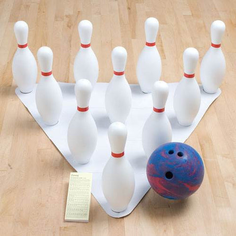 Weighted Bowling  Set - Giantmart.com