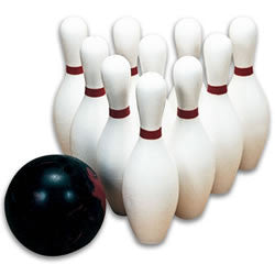 Bowling Finger Ball - Giantmart.com
