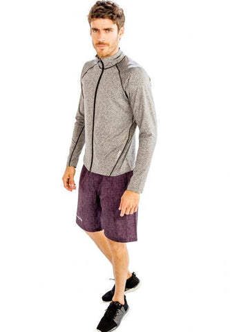 Cool Looking Plain Grey Jacket - Giantmart.com