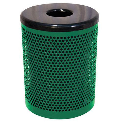 Thermoplastic Trash Receptacles - Giantmart.com