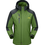 Spring Autumn Mens Softshell Hiking Jackets - Giantmart.com
