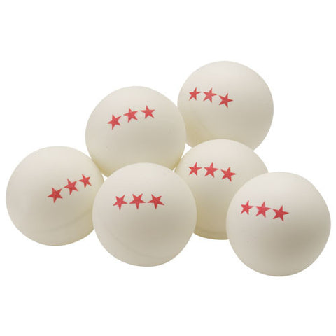 Deluxe Ping Pong Balls Box Of 144 3-Star - Giantmart.com