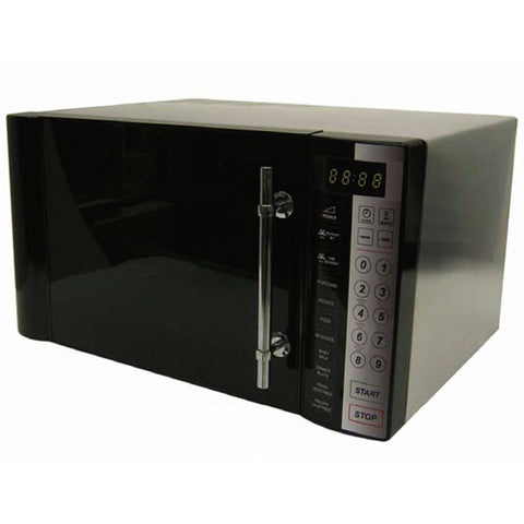 Emerson Stainless Steel Microwave - Giantmart.com
