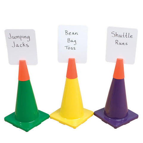 Dry Erase Signs - Set of 3