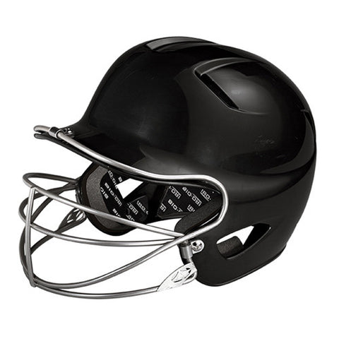 Easton Nat. Batting Helmet W-Mask-Black - Giantmart.com