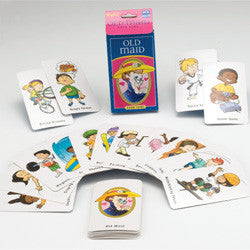 Old Maid Cards - Giantmart.com