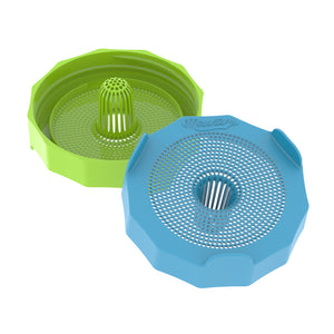 bean screens sprouting lids for wide mouth mason jars