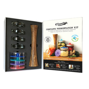 masontops complete fermenting kit in box open