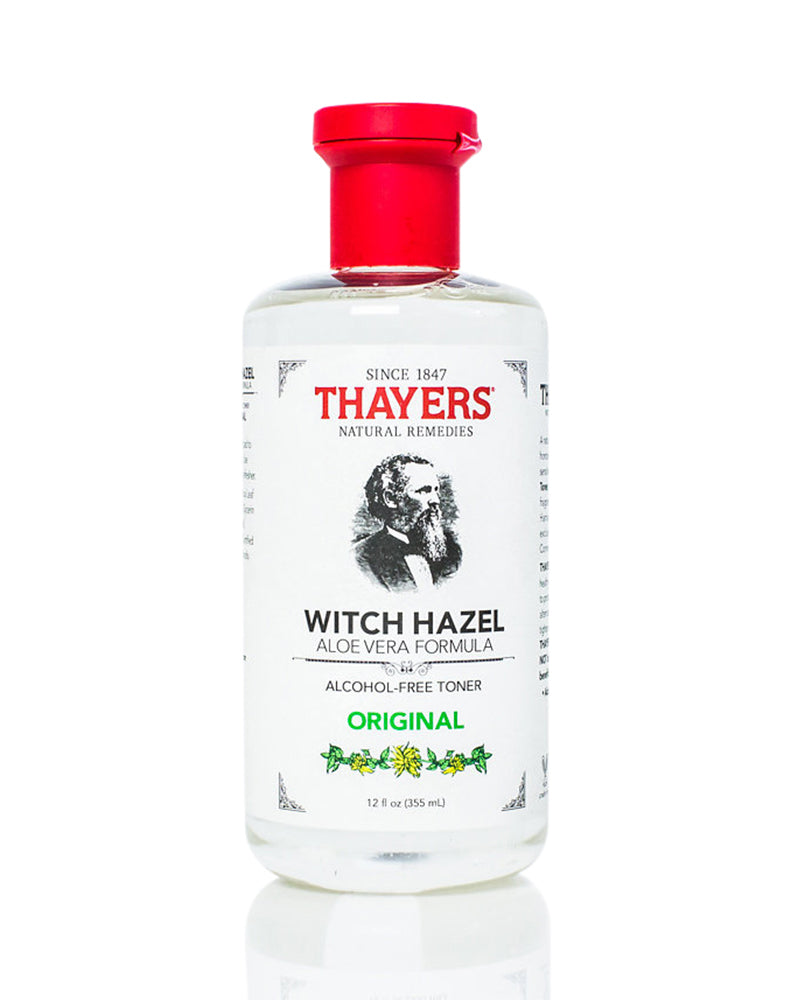 Thayers Brand Original Alcohol Free Witch Hazel 355 ml.