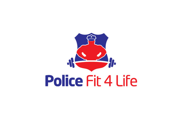 Police Fit 4 Life Book