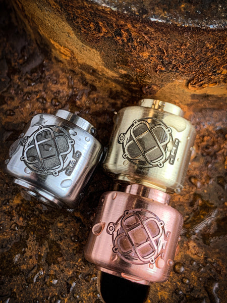 (Drop: 2/20/21 )Underwater Drinking Team BrickMan Beads