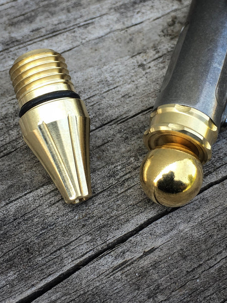 MagCap / Fluted Tip combo for Fellhoelter Ti-Bolt