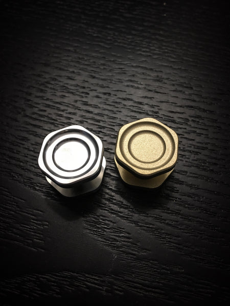 BusyMinds Hex Bearing caps