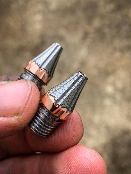 Superconductor Ti-Bolt Pen Tip