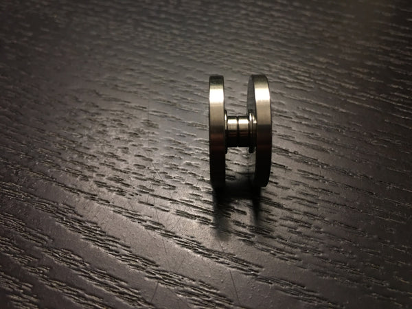 Tungsten Bearing caps