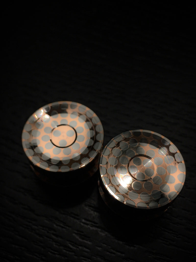 Large Filament SuperConductor Bearing caps (Pizza)