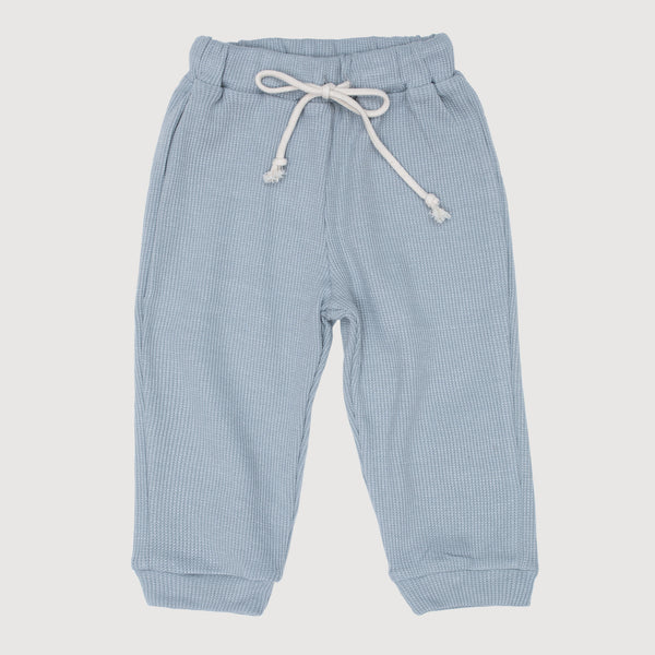 Track Pants - Smokey Blue