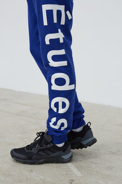 ETUDES - TEMPERA ETUDES TROUSERS/Blue