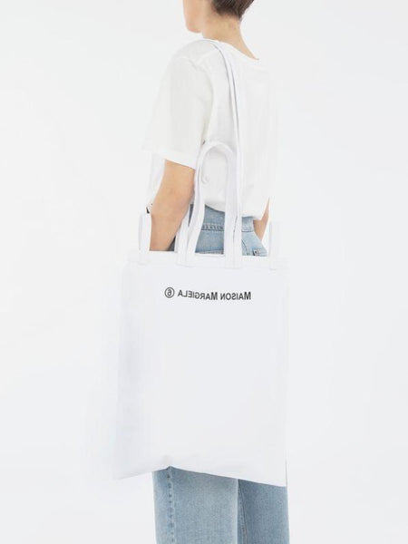 MM6 - SHOPPING BAG / WHITE