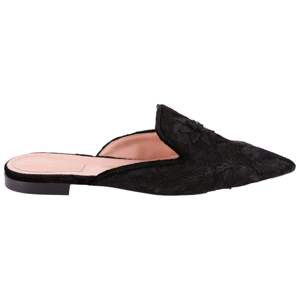 ALBERTA FERRETTI -  SLIPPER / BLACK