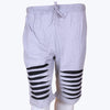 ZSolt Ripped Shorts (Grey)