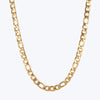 Gold Plated Chain - Men's