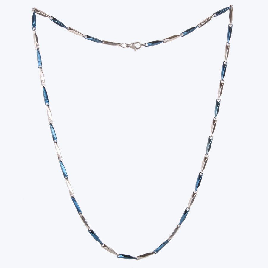 Cool Multicolor Stainless Steel Chain