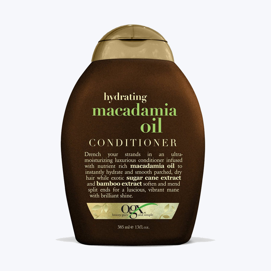 OGX Macadamia Oil Conditioner 385 ml