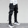 Hip Hop Patchwork Cargo Ripped Pants -  GONTHWID