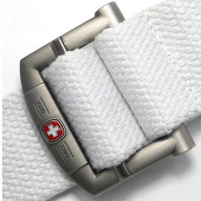 Canvas Style High Quality Men Belt