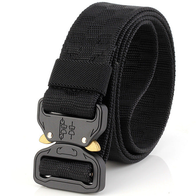 Cobra Buckle Tactical  Grid pattern Nylon Belt