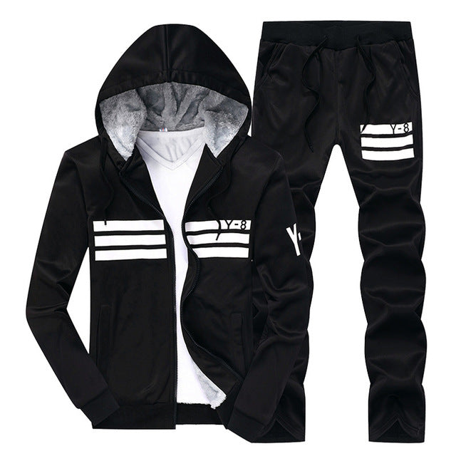 Designer  Hoodies Fleece  Suit